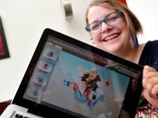 De doodzieke Yvette zat in een rolstoel, maar had wel een bucketlist met 289 activiteiten