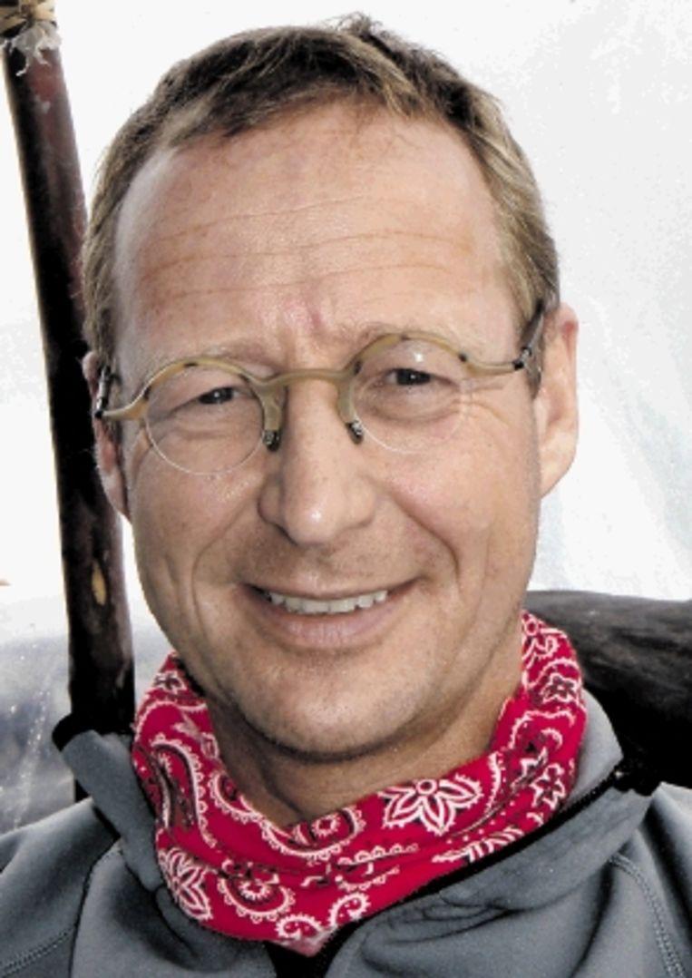 Dennis Verhoeve (Trouw) Beeld