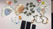 Vruchtbaar weekend voor wijkwerking politie: dealers in de cel en geld en drugs in beslag genomen