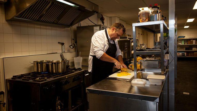 Albert Heijn gaat warme maaltijden bezorgen Beeld Door: Lin Woldendorp