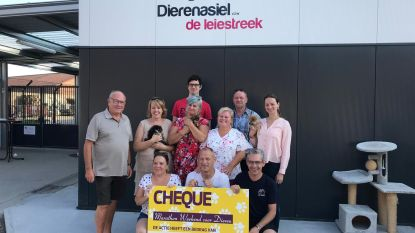 Tweede dartsmarathon brengt 4.500 euro op