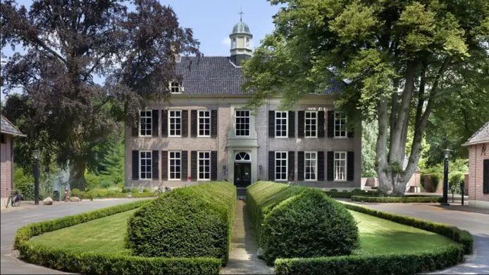 De gemeente wil het huidige karakter van landgoed De Oosterhof versterken.