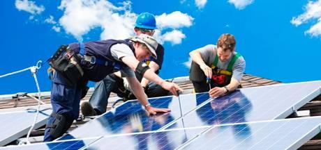 'Fantastisch dat zoveel mensen in Moerdijk interesse hebben in zonnepanelen en isolatie'