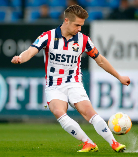 Willem II-aanvoerder Peters looft PSV: 'Supporters denken dat we wel even kunnen winnen'