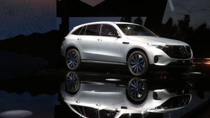 Mercedes gaat strijd aan met Tesla