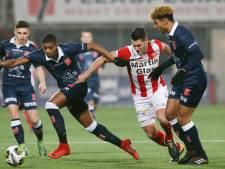 FC Oss pakt volle buit tegen MVV