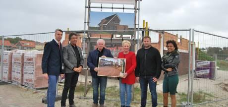 Bouw eerste woning in 'Broeklanden' Meppel