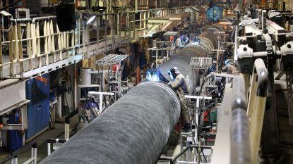 """Poetin: """"Gaspijpleiding Nord Stream 2 zal begin 2021 klaar zijn"""""""