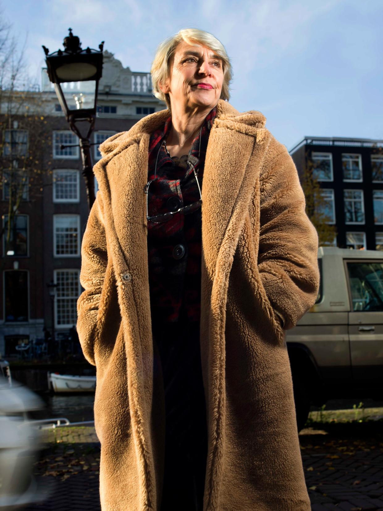 Frans socioloog Nathalie Heinich. Beeld Eva Roefs