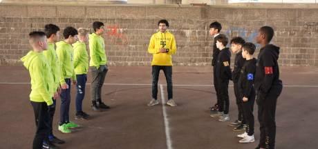 Vlissingse jeugd schittert in FC Straat League van Soufiane Touzani