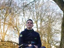 Hovenier Maarten (25) mag na maanden revalideren naar huis: 'Onvergetelijk wat ze allemaal voor mij doen'