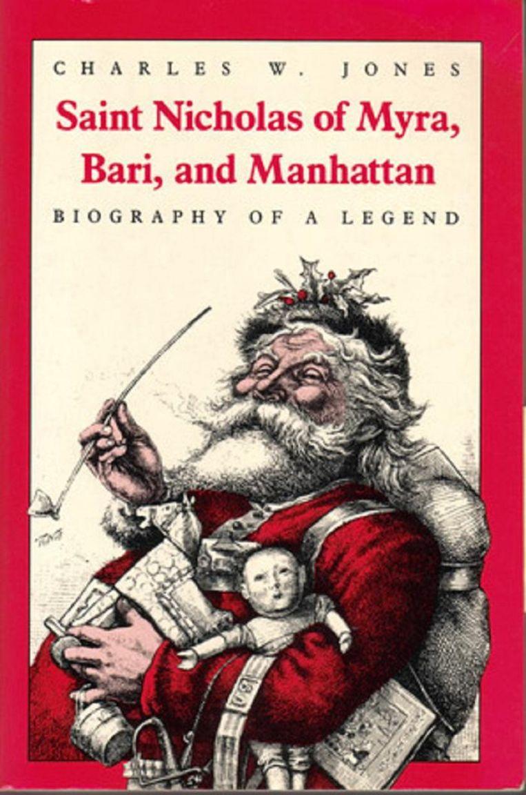 Saint Nicholas of Myra, Bari and Manhattan, geschreven door Charles W. Jones (University of Chicago Press). Beeld