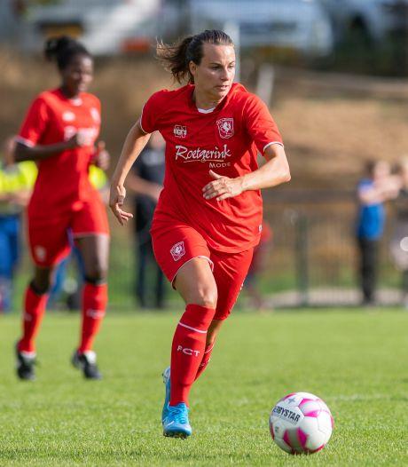 Buitenland lonkt voor FC Twente-speelster Renate Jansen, maar niet nu in crisistijd