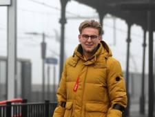 Streep door seizoen van Papendrecht-speler Thomas Muilwijk na opnieuw een knieblessure