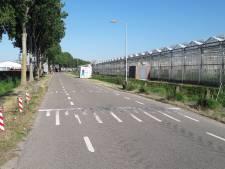 Het wordt krap voor vrijliggend fietspad aan Molenkampsweg in Brakel