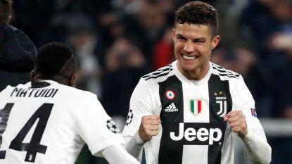 """Cristiano Ronaldo: """"Wat een magische avond"""""""