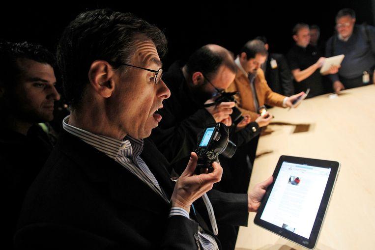 de iPad revolutioneerde de tabletmarkt.