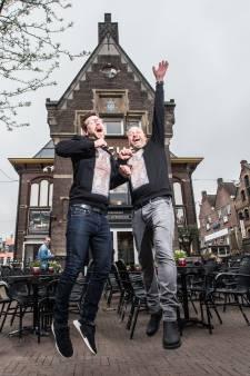 Korenbeurs op de Korenmarkt in Arnhem omgetoverd tot foodhal met dertien keukens