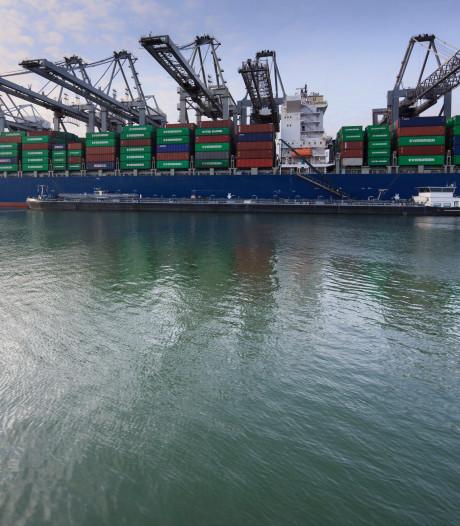 Helft van de verkochte stookolie in de Rotterdamse haven is nu laagzwavelig