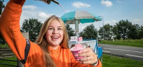 Jipke (15) heeft een eigen ijsfiets: zeven tips voor jonge ondernemers