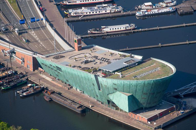 Science Museum Nemo. Beeld Hollandse Hoogte /  ANP