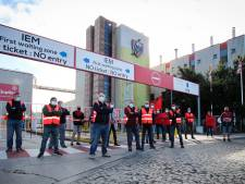 Chaque gréviste d'AB Inbev risque une astreinte de 2.500 euros par jour de blocage de l'entreprise
