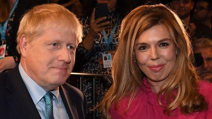 Premier Boris Johnson vernoemt zoon naar artsen die zijn leven redden