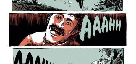 Normaal-hit 'Oerend Hard' nu ook in stripvorm: 'Dat liedje hoort bij de Achterhoekse poëzie'