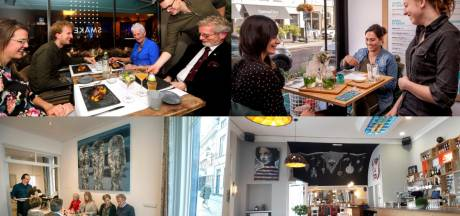 De groei van de horeca lijkt te stagneren in Breda