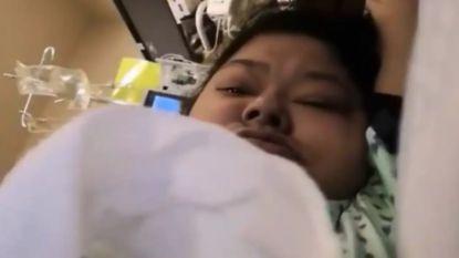 Canada in shock: verpleegsters maken stervende moeder (37) die zichzelf filmt belachelijk