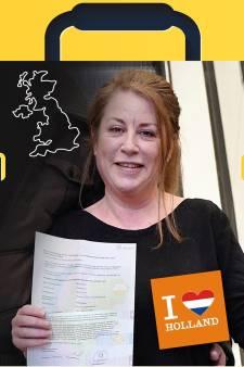 Josey werd Nederlandse vanwege de brexit: 'Ik eet friet met mayo'