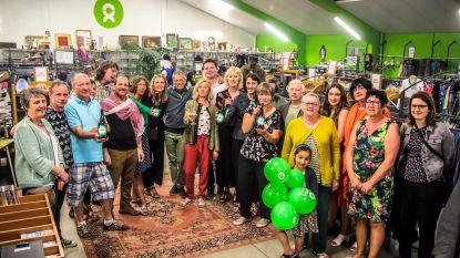 20 jaar Oxfam Oostende dankzij vrijwilligers
