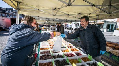 "Afgeslankte Truiense zaterdagmarkt lokt toch aardig wat volk: ""Shoppen onder de blote hemel is veiliger"""
