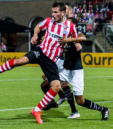 Boxtelaar Van Moorsel tekent bij Go Ahead Eagles