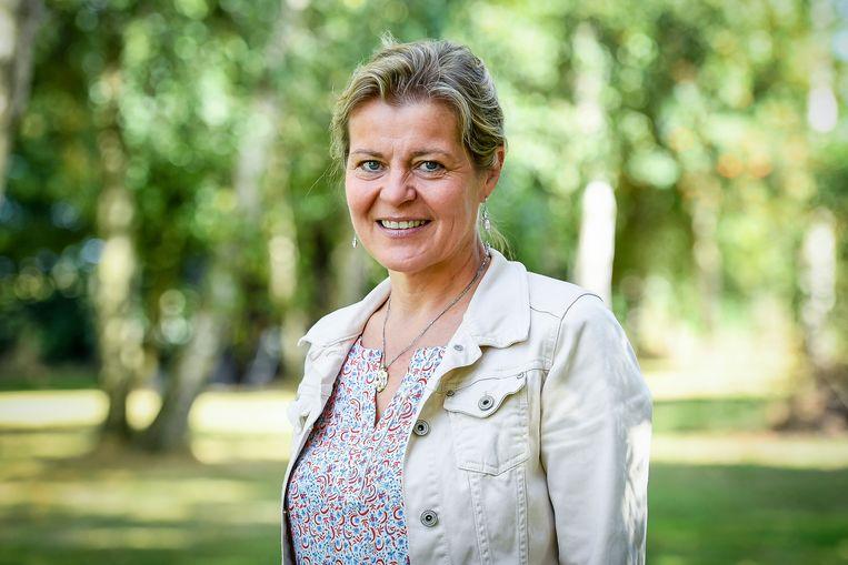 Chantal Van de Vyvere.