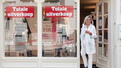 """Betty (75) laat haar exclusieve kledingzaak First I in Oudenaarde over: """"Brigitta Callens werd Miss België in een jurk uit mijn winkel"""""""