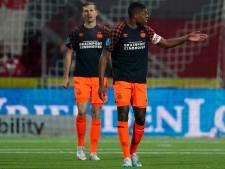 Dumfries na nieuwe zeperd van PSV: 'Het moet een keer ophouden'