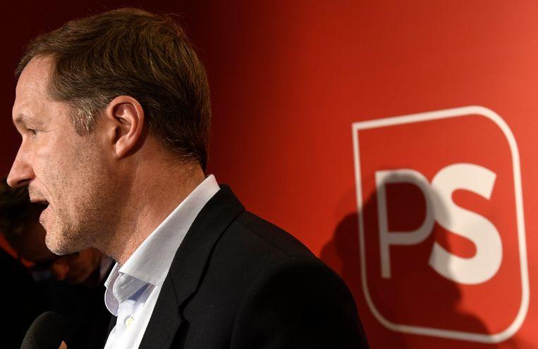 """PS-voorzitter Paul Magnette wil naar eigen zeggen """"geen fronten bouwen, maar bruggen""""."""