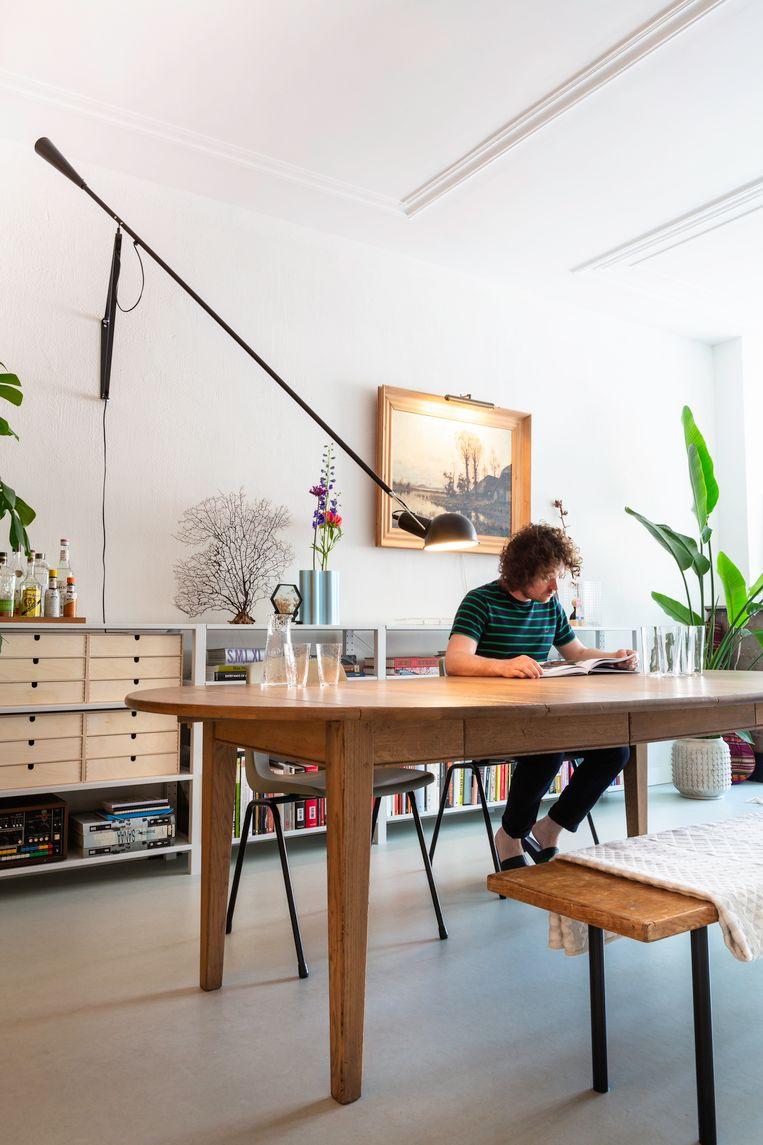 binnenkijken in de relaxte hangplek van twee interieurarchitecten