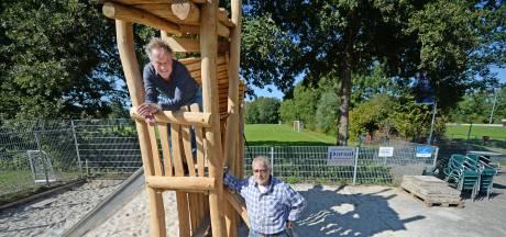 Met een opgeknapt sportpark is Hengelose voetbalvereniging Wilhelminaschool klaar voor de toekomst