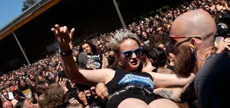 Dynamo Metalfest op kunstijsbaan Eindhoven duurt dit jaar twee dagen en wil camping op Eikenburg