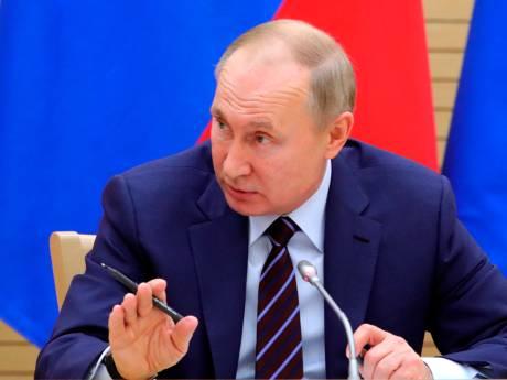 """""""Poutine veut être le dirigeant à vie du pays"""""""