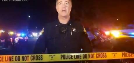Schietpartij op tuinfeest in Californië: 'minstens vier doden en zes gewonden'