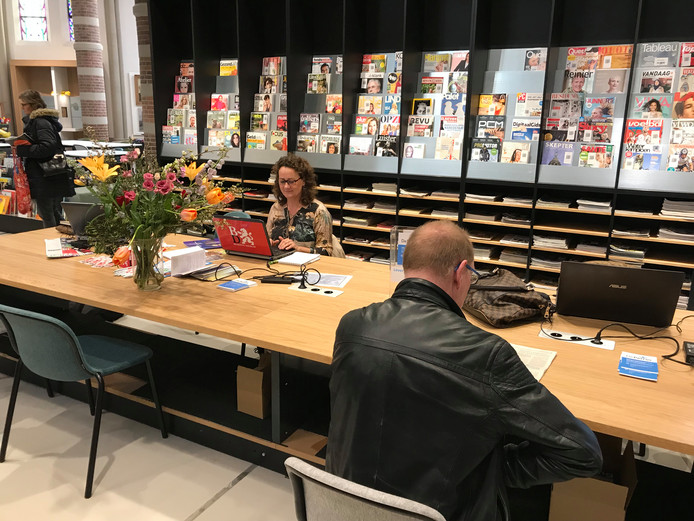 BD verslaggever Miranda van Houtum is de hele week in DePetrus te vinden