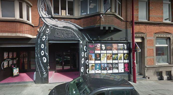 Le théâtre de l'Ancre à Charleroi