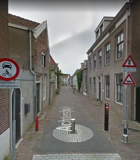 Paaltjes kapot, Culemborg geeft boetes voor auto's in de binnenstad