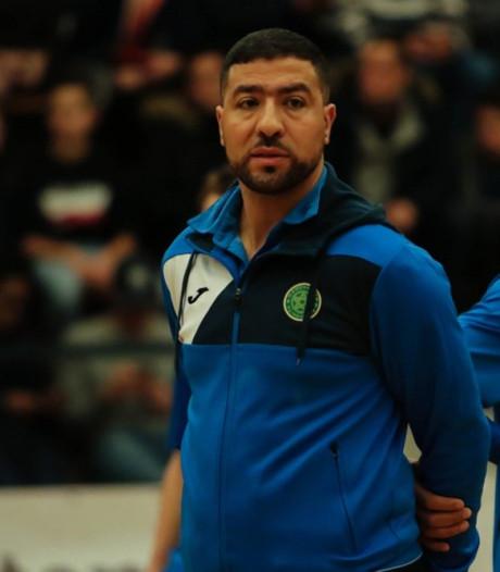 Trainer Samir Yaaqobi vertrekt na historisch seizoen bij Groene Ster Vlissingen