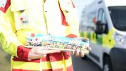 Rode Kruis trekt komende twee weken straat op voor stickerverkoop