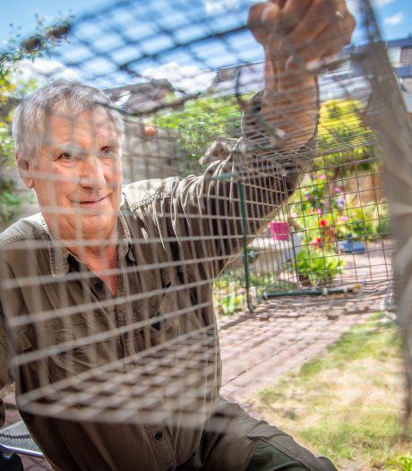 Rattenman Frans Strik: 'Ik ving in mijn tuin de ene na de andere rat, tot aan de 25ste toe'