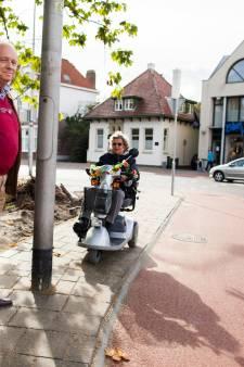 PCW: Schuif onveilige rotonde op Kerkweg-Oost in Waddinxveen een stukje op